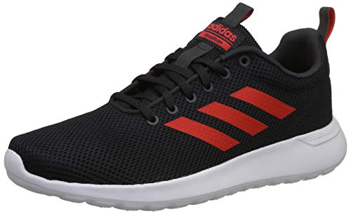 adidas Lite Racer CLN, Zapatillas de Entrenamiento Hombre, Gris (Carbon/Hirere/Ftwwht Carbon/Hirere/Ftwwht), 40 2/3 EU