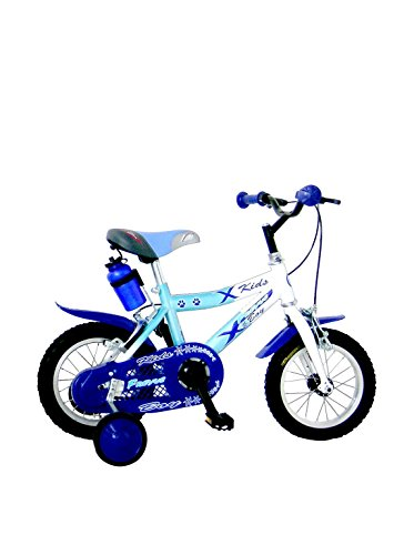 LINEA FREJUS Bicicletta Kids Dmu12000 Bianco/Blu