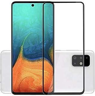 MARGOUN for Samsung Note 10 Lite Screen Protector / S10 Lite Screen Protector Tempered Glass Full Screen Coverage Edge to ...