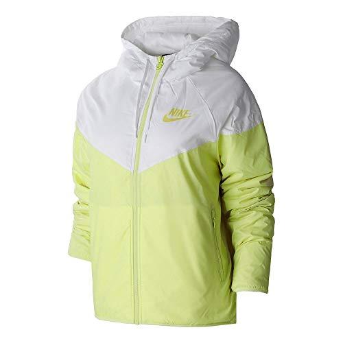 Nike Sportswear Synthetic-Fill - Chaqueta Deportiva para Mujer, Color Blanco