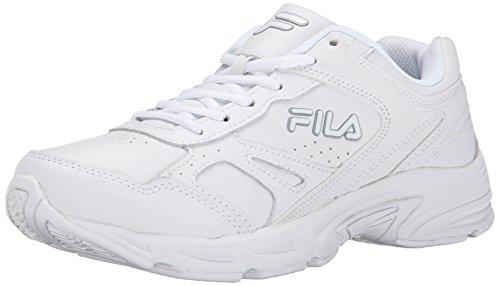 FILA Herren Arbeitsschuh, (Weiß/Weiß/Highrise), 44.5 EU