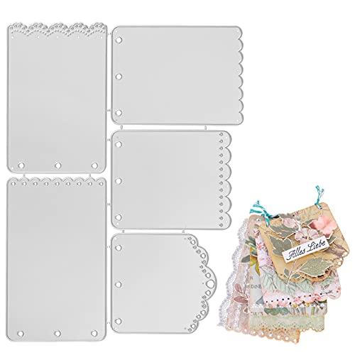Stanzformen für Kartenherstellung, Stanzschablonen für DIY Scrapbooking, Fotoalben, Kartendekorationen