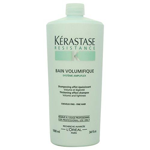 Champú de Kerastase de Resistance Bain Volumifique de 34 oz para Unisex