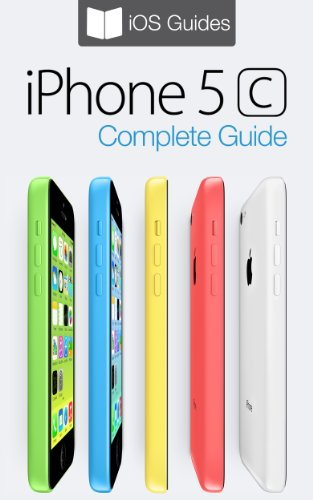 iPhone 5c Complete Guide (English Edition)