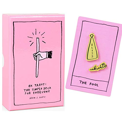 ADAM JK PRESS『The OK Tarot Deck』