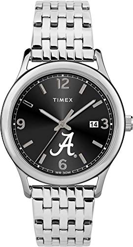 Timex Women's Alabama Crimson Tide Bama Watch Sage Stainless Watch
