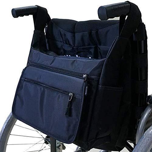 SUYUDD Universal-Multifunktions-Rollstuhl-Tasche, Rucksack, Aufbewahrungstasche, freihändig, Organizer, Zubehör, Reisetasche für Rollator