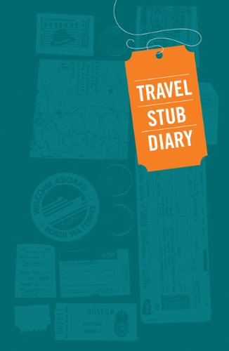 Chronicle Books: Travel Stub Diary