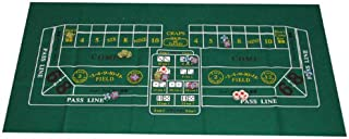 casino craps layout
