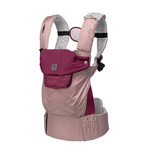 LÍLLÉbaby Pursuit Sport Lightweight Six-Position Ergonomic Baby and Child Carrier with Lumbar Support, Air