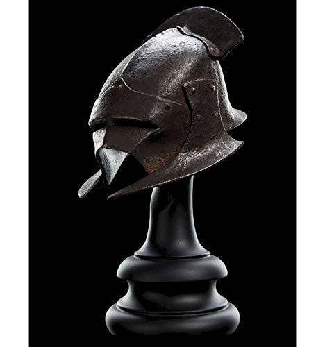 WETA Collectibles – Herr der Ringe Replica Helm Uruk-Hai, Mehrfarbig (WETA860402584)