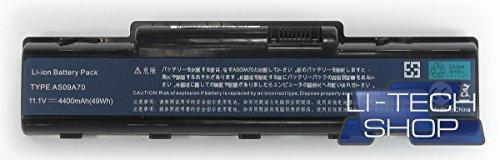 - Batería Para PACKARD BELL EASYNOTE TJ66 Nueva 48Wh 4,4Ah 5800 11,1 V.
