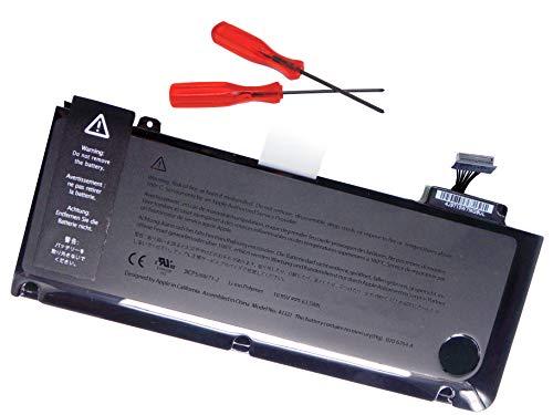 "Fengwings® A1322 Akku 10.95V 63.5Wh Ersatz Laptop Akku kompatibel Mit Für Apple MacBook Pro 13\"" Unibody A1278 (Mid 2009 to Mid 2012)MC375D/A Für Apple Macbook Pro 13\"" Mb991LL/A"