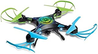 Sharper Image Rechargeable Remote Control Camera Drone,Multi,12in. x 12in. x 4in.