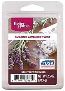 Better Homes and Gardens Wax Cubes, Sugared Lavender Twist - Limited Edition