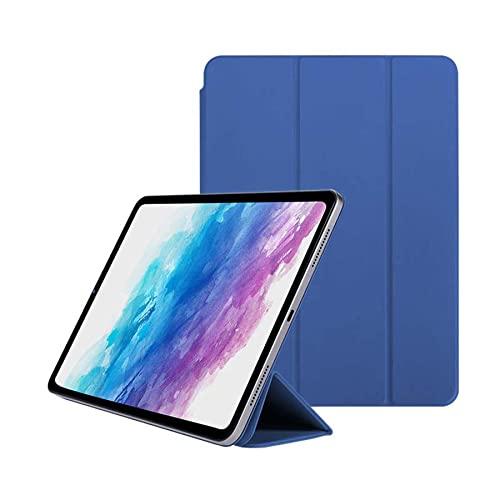 DIANXIA Funda Protectora Magnética para 2021 iPad Mini 6 Funda De 8,3 Pulgadas con Carga De Lápiz/Soporte Plegable Delgado/Soporta Touch ID, Compatible con La Nueva Funda De iPad Mini De 6ª,Azul