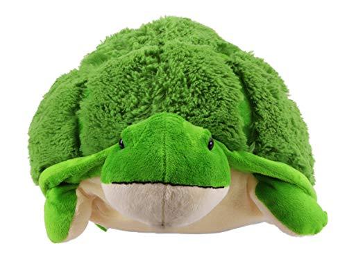 23 inch gigantische schattige en knuffelige zeeschildpad zacht knuffel - knuffel Dieren - Knuffels - Slaapkamerdecoratie