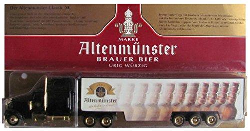 Altenmünster Nr.34 - Brauer Bier - Freightliner - US Sattelzug