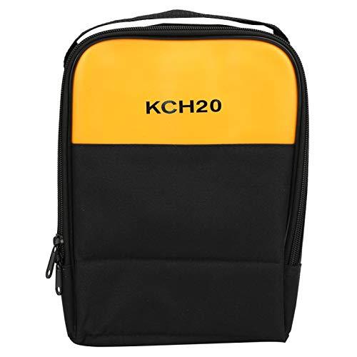 Eulbevoli Borsa per Oscilloscopio KCH20, Custodia Morbida per Oscilloscopio Digitale Portatile, Impermeabile, Antipolvere, per Oscilloscopio Fluke