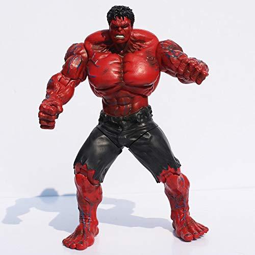 スーパーヒーローズ26センチメートルザ・レッドハルクアクションフィギュアスーパーヒーローのおもちゃ