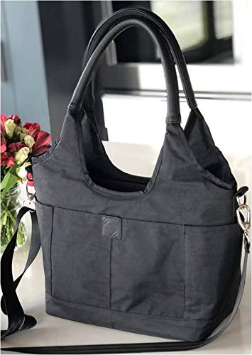 Lunch Bag for Women | Insulated Fashionable Lunch-Box | Large Crossbody Womens Tote for Work Meal Prep Bags | Big...