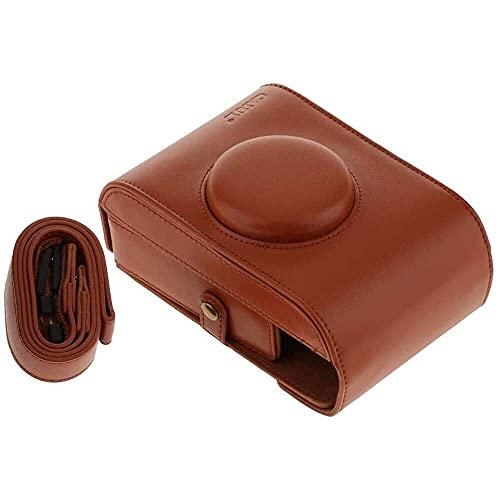 Yuyanshop Funda protectora para cámara de piel sintética para cámara Lomo'Instant Automat