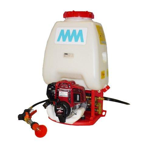 MM Sprayer 25L-H-R - Pulvérisateur à dos thermique avec moteur à essence Honda GX25