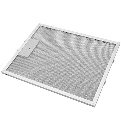 vhbw Filter Metallfettfilter, Dauerfilter 32 x 25,9 x 0,85 cm passend für Gorenje DK600E, DKGO925E, FCC/2002 Dunstabzugshaube Metall