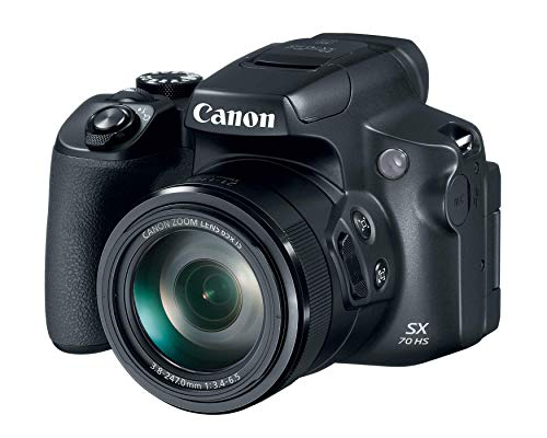 Canon Powershot SX70 20.3MP Digital Camera 65x Optical Zoom Lens covid 19 (Canon Camera Owners Manual coronavirus)