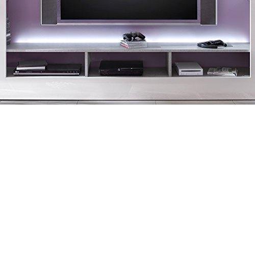trendteam smart living Lichtprofil LED, 2-er Set, 210 cm, kalt weiß 110031500