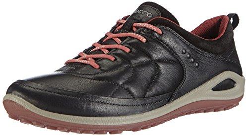 ECCO BIOM GRIP LITE, Damen Outdoor Fitnessschuhe, Schwarz (BLACK/PETAL TRIM), 38 EU (5 Damen UK)