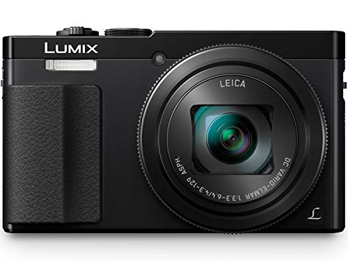 Panasonic Lumix ZS50 Camera, Black (Renewed)