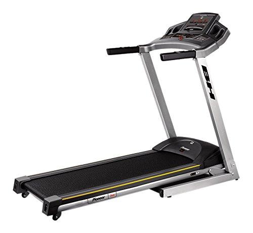 BH Fitness PIONEER DUAL G6481 Tapis Roulant Pieghevole Basico con compatibilità Dual Kit