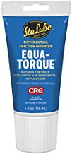 Sta-Lube SL2411 Equa -Torque Differential Friction Modifier, 4 Wt Oz, Silver, 4 Ounce