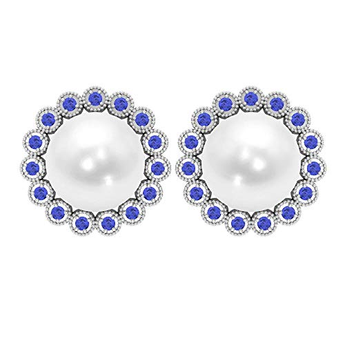 Rosec Jewels 14 quilates oro blanco