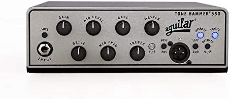 Aguilar Tone Hammer 350 Bass Amplifier Head product image