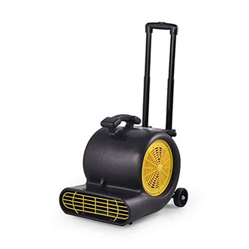 Cacoffay Hogar Comercial 2 en 1 Soplador 3 velocidades Ajustable Piso Alfombra Secadora Tipo de Barra Industrial Soplo Secadora Hotel Baño Soplador de Aire