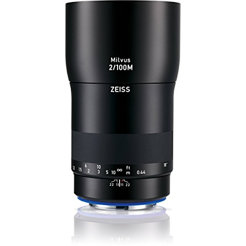 Zeiss Milvus 100mm f/2M ZF.2 Macro (F mount)