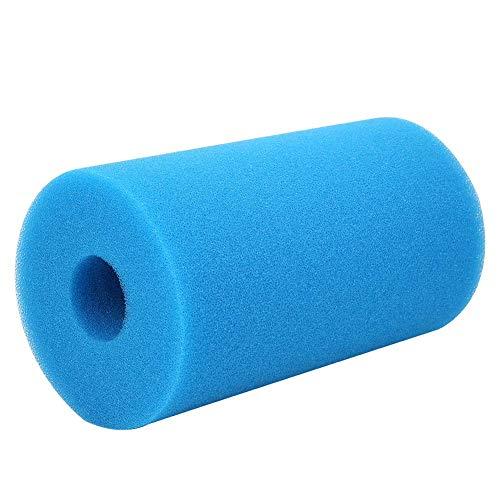 Filtro de piscina fácil de almacenar, cartucho de filtro de piscina, duradero para nadar en casa