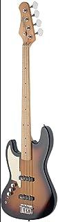 "$449 » SB Custom""J"" Style Electric Bass Guitar - Sunburst"