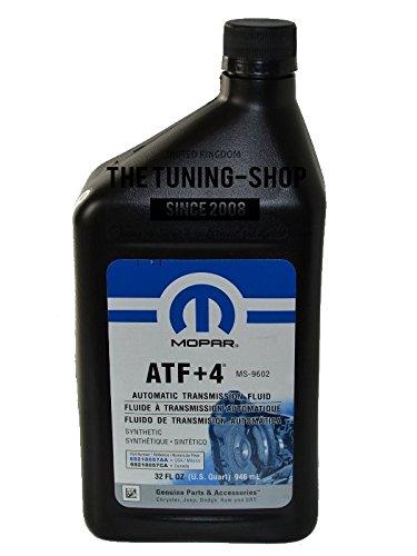 Original origine Mopar ATF + 4 0.946l liquide de transmission automatique