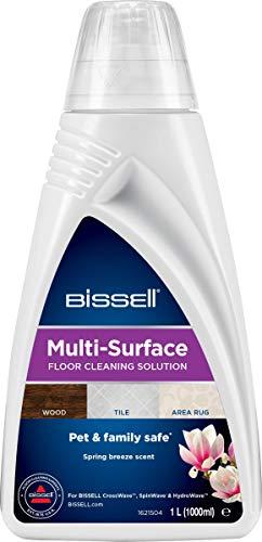 Bissell 1789L - Formula Detergente Multisuperficie, per CrossWave, SpinWave e HydroWave, Pulisce Pavimenti e Tappeti, 1 L