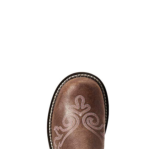 Product Image 4: ARIAT Women's Collection Cowboy Fatbaby Leather Western Boots, Heavenly Brushed Brown, 5.5
