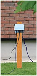 防雨電源ボックス(ブレーカー付き)