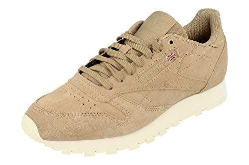 [リーボック] Classic CL Leather MCC Mens Trainers Sneakers (uk 9.5 us 10.5 eu 44, duck season chalk ...