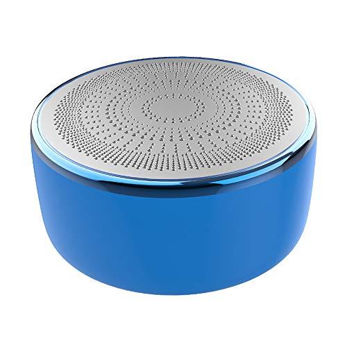 Corseca Aquaboom IP67 Waterproof Stereo TWS Bluetooth Wireless Speaker (Blue)