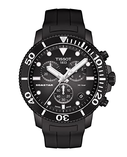 Tissot TISSOT SEASTAR 1000 T120.417.37.051.02 Cronografo uomo