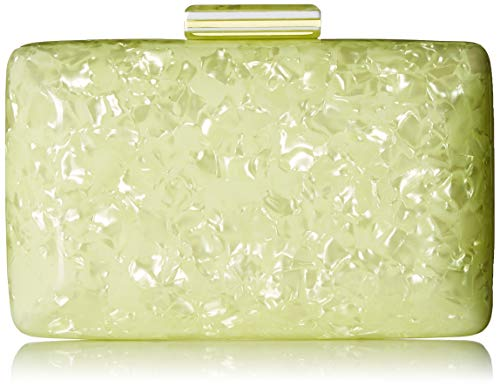 Circus by Sam Edelman Olivia Marble Acrylic Case, yellow