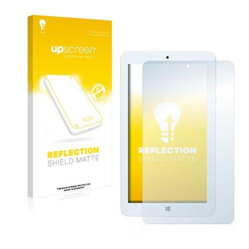 upscreen Entspiegelungs-Schutzfolie kompatibel mit Mediacom WinPad 7.0 W700 – Anti-Reflex Bildschirmschutz-Folie Matt