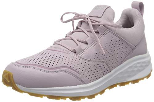 Jack Wolfskin Damen Coogee XT Low W Sneaker, Violet/White, 38 EU